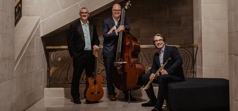 Québec Jazz trio